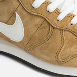 Nike Internationalist Pigskin Leather Sneakers Golden Tan/Sail photo- 5