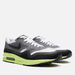 Мужские кроссовки Nike Lunar Air Max 1 Black/White/Neon фото- 1