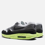 Мужские кроссовки Nike Lunar Air Max 1 Black/White/Neon фото- 2