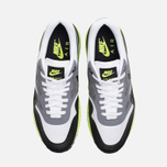 Мужские кроссовки Nike Lunar Air Max 1 Black/White/Neon фото- 4