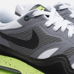 Мужские кроссовки Nike Lunar Air Max 1 Black/White/Neon фото- 7