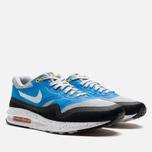 Мужские кроссовки Nike Lunar Air Max 1 Blue/Grey/Black фото- 1
