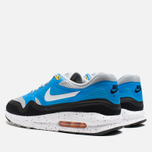 Мужские кроссовки Nike Lunar Air Max 1 Blue/Grey/Black фото- 2