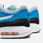 Мужские кроссовки Nike Lunar Air Max 1 Blue/Grey/Black фото- 8