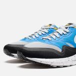 Мужские кроссовки Nike Lunar Air Max 1 Blue/Grey/Black фото- 5