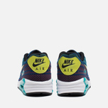 Мужские кроссовки Nike Lunar Air Max 90 Black/Green фото- 3