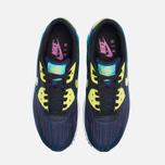 Мужские кроссовки Nike Lunar Air Max 90 Black/Green фото- 4