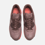 Мужские кроссовки Nike Lunar Air Max 90 QS Mahogany/PBL Red фото- 4