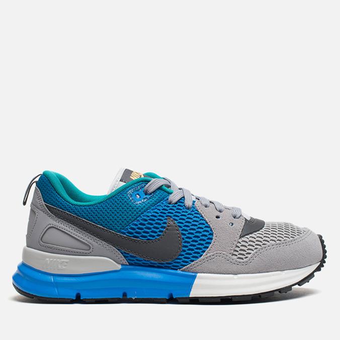 Мужские кроссовки Nike Lunar Pegasus 89 Wolf Grey/Dark Grey