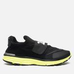 Мужские кроссовки Nike Lunarfly 306 Black/White/Metallic Silver фото- 0