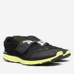 Мужские кроссовки Nike Lunarfly 306 Black/White/Metallic Silver фото- 1