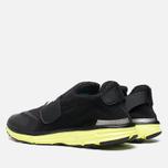 Мужские кроссовки Nike Lunarfly 306 Black/White/Metallic Silver фото- 2