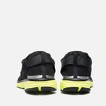 Мужские кроссовки Nike Lunarfly 306 Black/White/Metallic Silver фото- 3