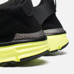 Мужские кроссовки Nike Lunarfly 306 Black/White/Metallic Silver фото- 6
