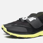 Мужские кроссовки Nike Lunarfly 306 Black/White/Metallic Silver фото- 5