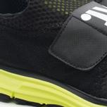 Мужские кроссовки Nike Lunarfly 306 Black/White/Metallic Silver фото- 7