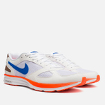 Мужские кроссовки Nike Lunarspeed Mariah White/Hyper Cobalt/Hyper Crimson фото- 1