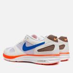 Мужские кроссовки Nike Lunarspeed Mariah White/Hyper Cobalt/Hyper Crimson фото- 2