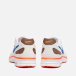 Мужские кроссовки Nike Lunarspeed Mariah White/Hyper Cobalt/Hyper Crimson фото- 3