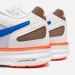 Мужские кроссовки Nike Lunarspeed Mariah White/Hyper Cobalt/Hyper Crimson фото- 6