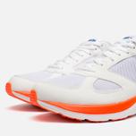 Мужские кроссовки Nike Lunarspeed Mariah White/Hyper Cobalt/Hyper Crimson фото- 5
