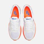 Мужские кроссовки Nike Lunarspeed Mariah White/Hyper Cobalt/Hyper Crimson фото- 4