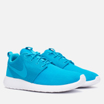 Мужские кроссовки Nike Roshe One Blue Lagoon/Light Blue Lacquer/White фото- 1