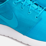 Мужские кроссовки Nike Roshe One Blue Lagoon/Light Blue Lacquer/White фото- 5