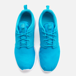 Мужские кроссовки Nike Roshe One Blue Lagoon/Light Blue Lacquer/White фото- 4
