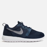 Мужские кроссовки Nike Rosherun Hyperfuse Medium Navy/Wolf Grey фото- 0