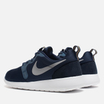 Мужские кроссовки Nike Rosherun Hyperfuse Medium Navy/Wolf Grey фото- 2
