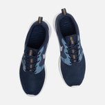 Мужские кроссовки Nike Rosherun Hyperfuse Medium Navy/Wolf Grey фото- 4