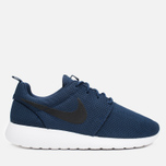 Мужские кроссовки Nike Roshe One Midnight Navy/Black/White фото- 0