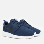 Nike Rosherun Sneakers Midnight Navy photo- 1