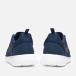 Мужские кроссовки Nike Roshe One Midnight Navy/Black/White фото- 3