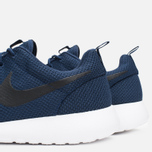 Мужские кроссовки Nike Roshe One Midnight Navy/Black/White фото- 7