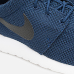 Мужские кроссовки Nike Roshe One Midnight Navy/Black/White фото- 5