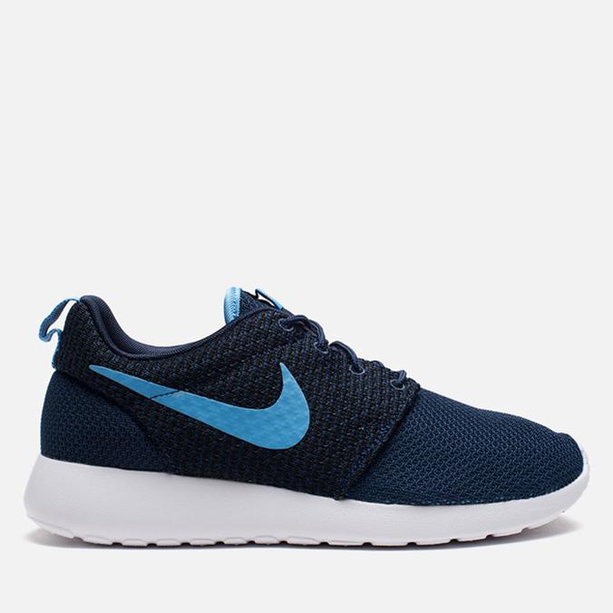 Мужские кроссовки Nike Rosherun Navy/Blue