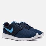 Мужские кроссовки Nike Rosherun Navy/Blue фото- 1