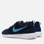 Мужские кроссовки Nike Rosherun Navy/Blue фото- 2