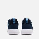 Мужские кроссовки Nike Rosherun Navy/Blue фото- 3