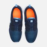 Мужские кроссовки Nike Rosherun Navy/Blue фото- 4