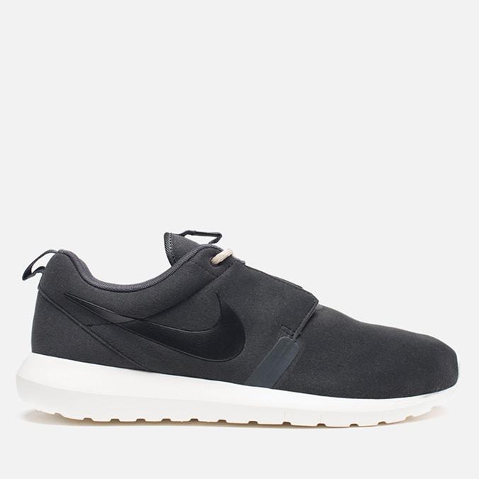 Мужские кроссовки Nike Rosherun NM Black/Black