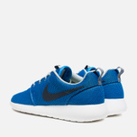 Мужские кроссовки Nike Rosherun Photo Blue/Anthracite фото- 2