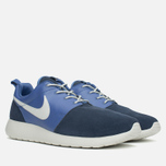 Nike Rosherun Premium Men's Sneakers Blue Legend/Obsidian photo- 1