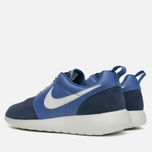 Nike Rosherun Premium Men's Sneakers Blue Legend/Obsidian photo- 2