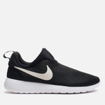 Мужские кроссовки Nike Rosherun Slip On Black/White фото- 0