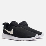 Мужские кроссовки Nike Rosherun Slip On Black/White фото- 1