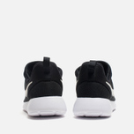 Мужские кроссовки Nike Rosherun Slip On Black/White фото- 3