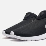 Мужские кроссовки Nike Rosherun Slip On Black/White фото- 5
